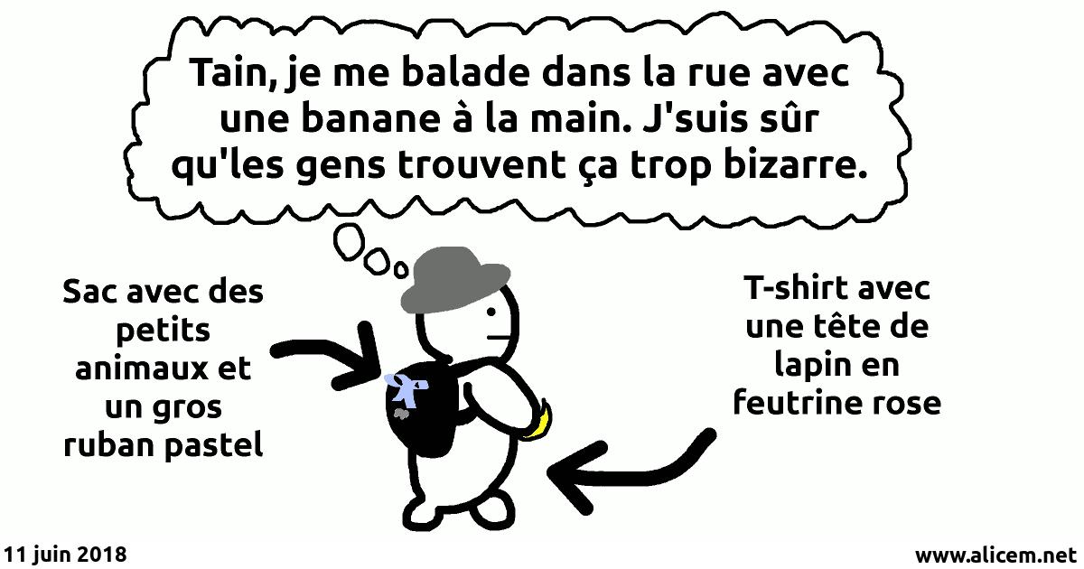 """[LYON] Soirées """"jeunes"""" - Page 16 Banane_rue"""